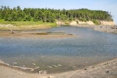 1.Устье реки Большая Хузи