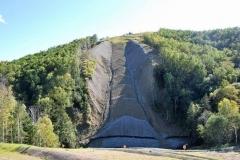 1.Опасные геологические процессы на трассе трубы Сахалин-2, 2009