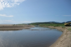 1.РУЗ на реке Береговая (Долинский район), 4 августа 2010