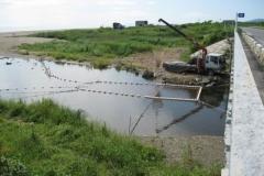 2.РУЗ на реке Дудинка (Долинский район), 4 августа 2010