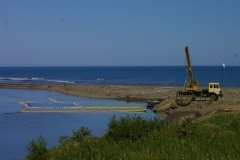 4.РУЗ на реке Лазовая (Макаровский район), 4 августа 2010