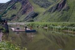 8.РУЗ на реке Тихая (Макаровский район), 4 августа 2010
