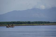 3.Ставной невод в з. Анива вблизи устья р. Сусуя