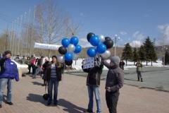 4.Митинг Мы за реки без сетей, март 2011