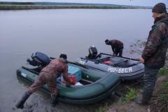 5.Задержание браконьеров на р.Сусуя