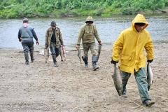 8.Пересчет браконьерского улова