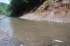 7.Незаполненный участок реки Горная в среднем течении