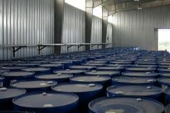 1.Бесхозный склад токсичных веществ на территории нефтяного терминала компании Сахалин Энерджи в п. Пригородное