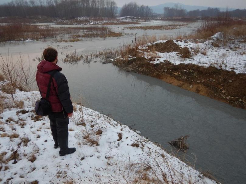 Sbrosnoy kanal stochnykh vod